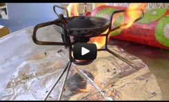 Video: How to use Petrol with your MSR Multifuel Stove