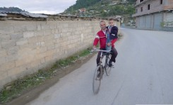 Alleykat Travel Guides: Bicycle Touring in Albania