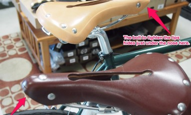 Review: Rivet Pearl Saddle (2/2)