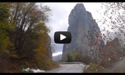 Video: Touring from Ski Resort to Monastery, Greece