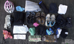Bike Touring Gear List: Kat's Clothing