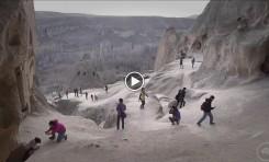 Video: Clips from Cappadocia, Turkey