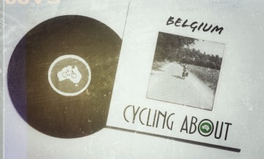 Around The World: Bicycle Touring Belgium