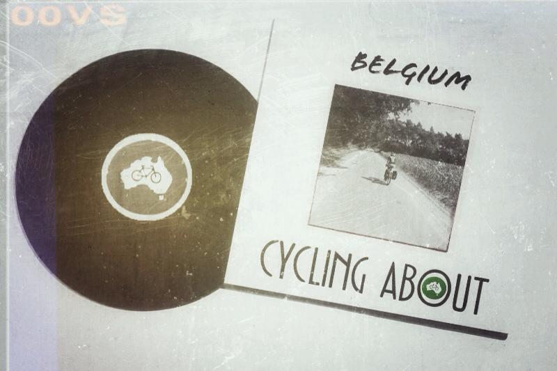bicycle touring belgium