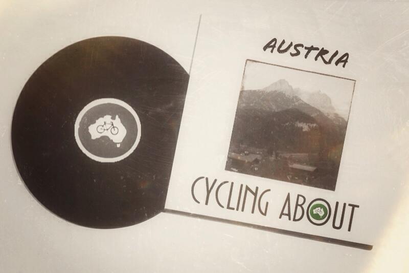 bicycle touring austria