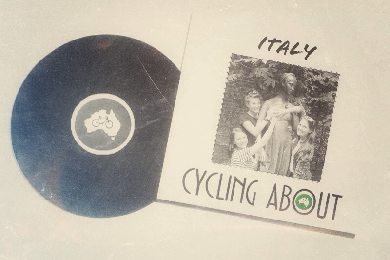 bicycle touring italy