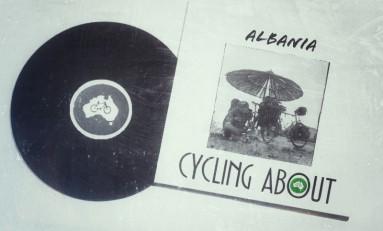 Around The World: Bicycle Touring Albania