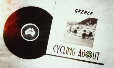 Around The World: Bicycle Touring Greece
