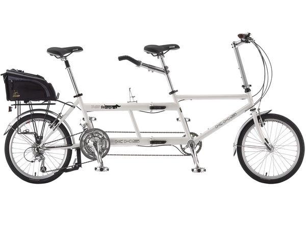 KHS Folding Tandem Bikes