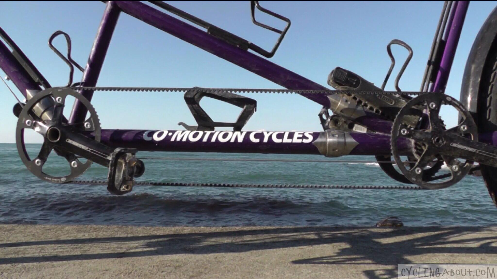 Co-Motion Tandem Bikes Timing Belt