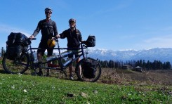 Tandem Bicycle Touring: Everything You Need To Know