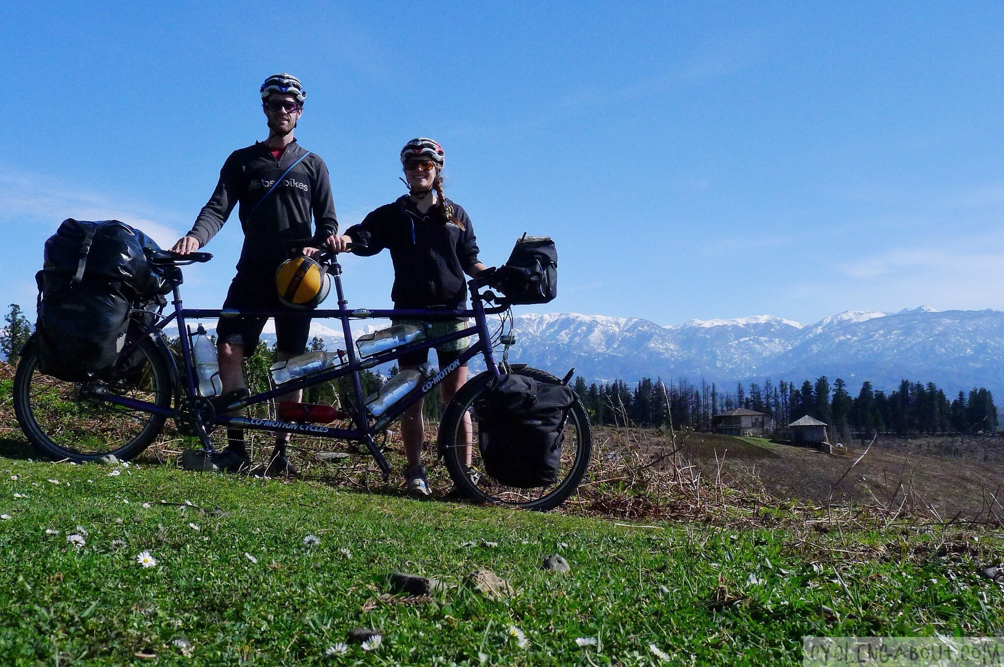 Everything You Need To Know About Bicycle Touring