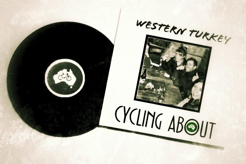 bicycle touring turkey