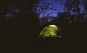 Free Accommodation: Wild Camping (1 of 3)