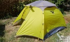 Review: Salewa Sierra Leone II Tent (2013)