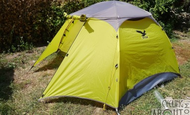 Review: Salewa Sierra Leone II Tent (2013)