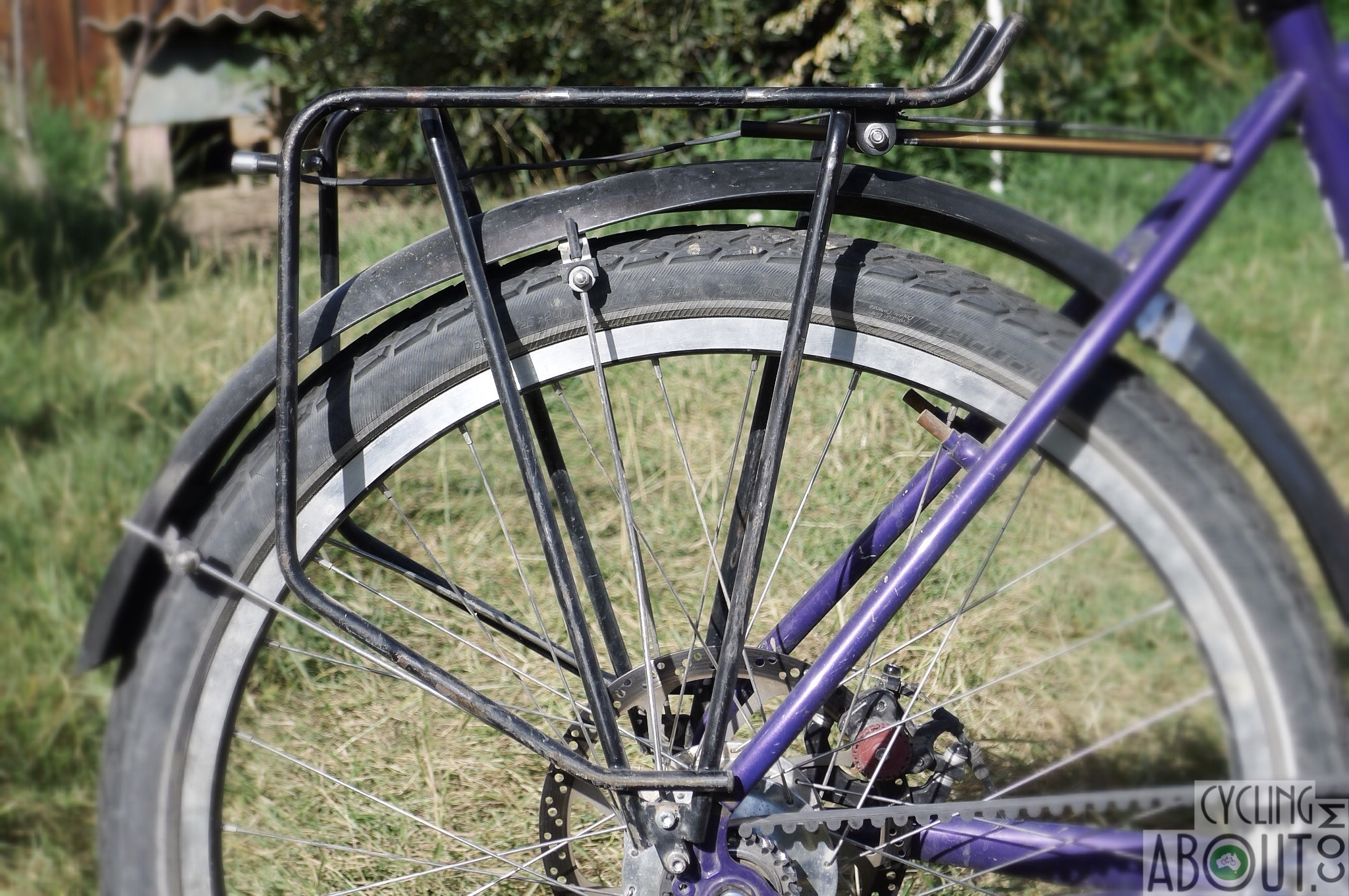 Review Tubus Cargo Rear Rack Cyclingabout