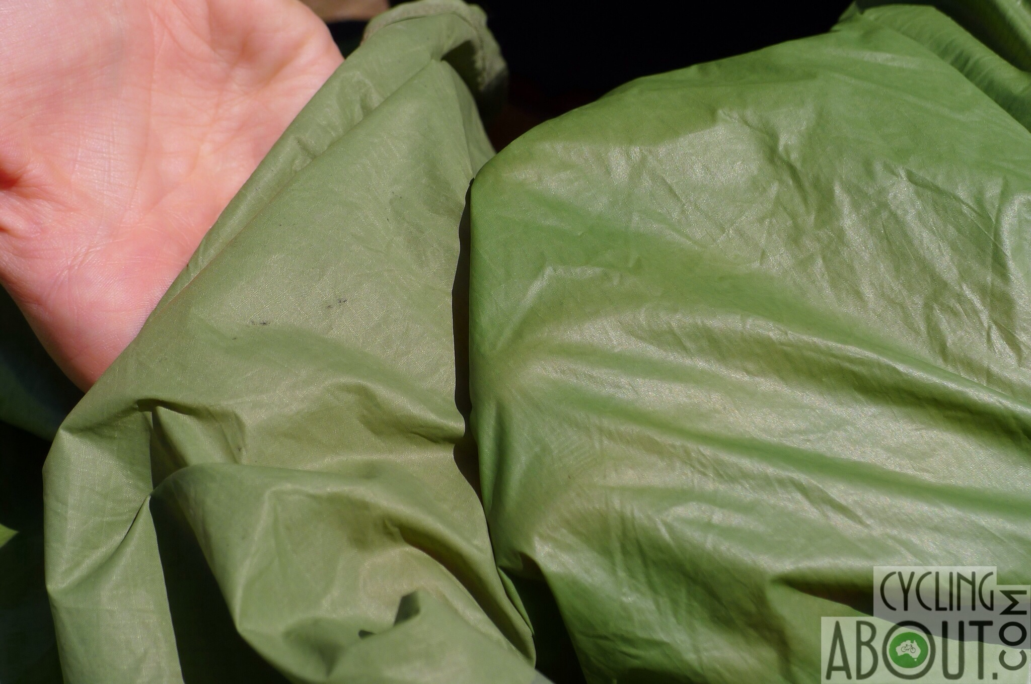 Mountain Hardwear skyledge 3 tent problems
