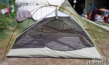 How Our Ultralight Tent Died