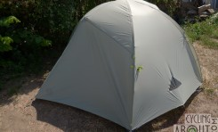 Initial Review: Mountain Hardwear Skyledge 3 DP Tent