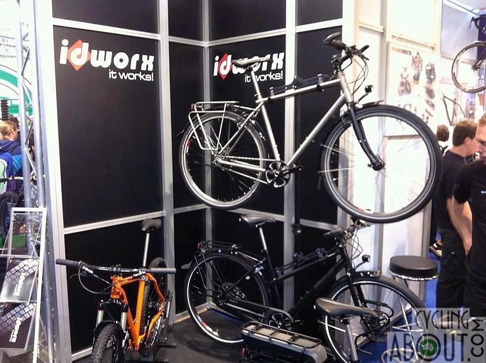 Idworx eurobike 2013