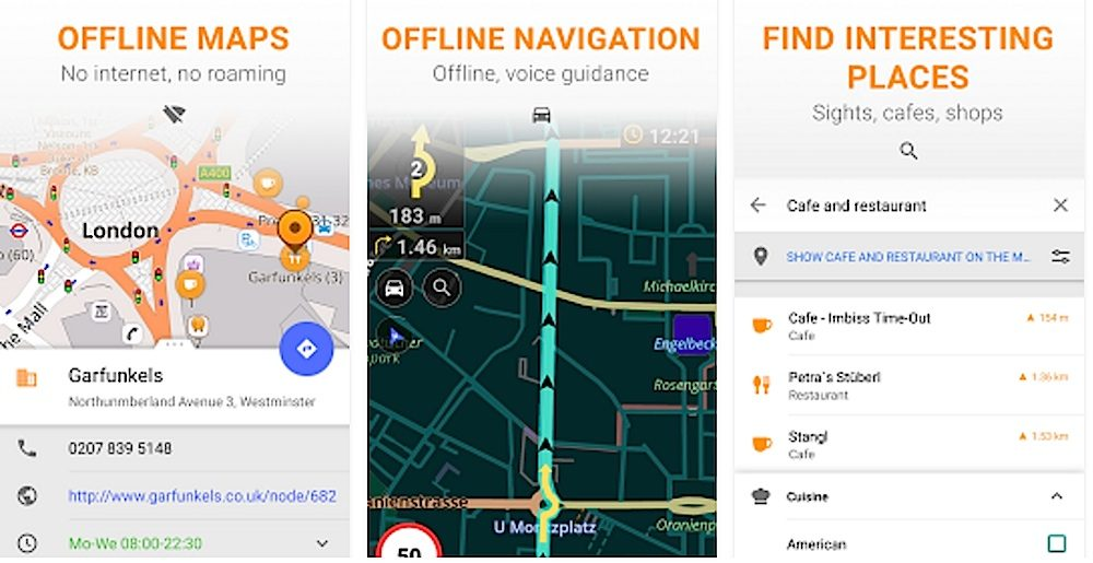 The 20 Best Offline GPS Apps And Smartphone GPS Navigation