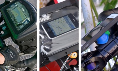 GPS Navigation: Bike Touring or Cycling With A Smartphone