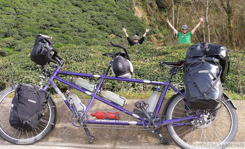 Tandem Bicycle Touring Everything You Need To Know