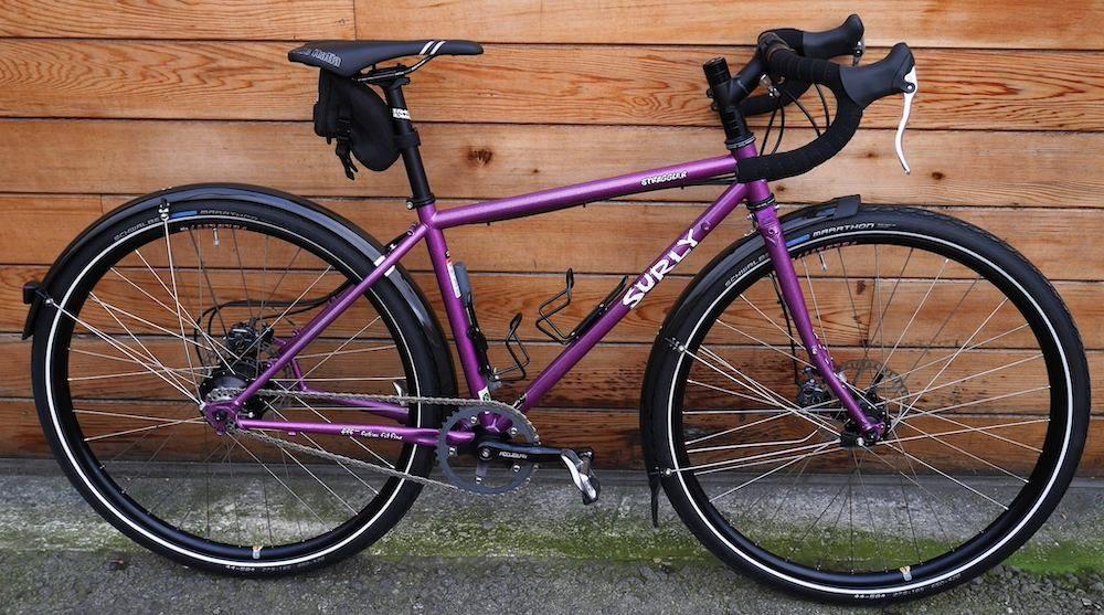 xs touring bikes