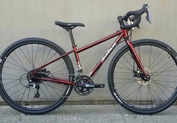 Gravel and Touring Bikes for Smaller Cyclists: XXS, XS, 38cm, 42cm, 44cm