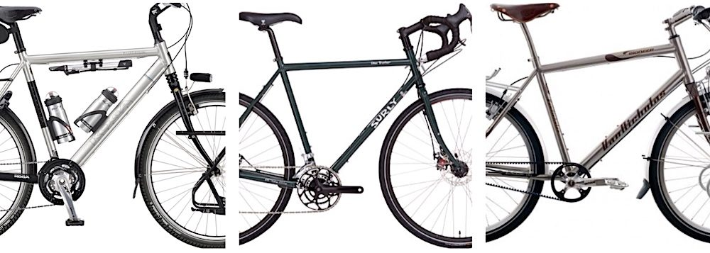 Frame Materials for Bicycle Touring: Aluminium vs Steel vs