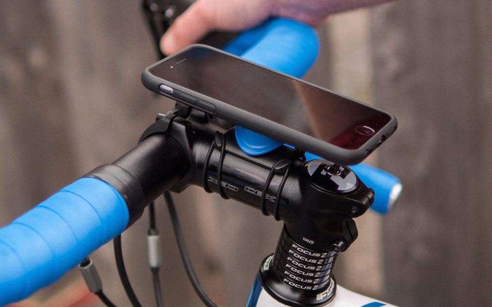 Iphone Bike Mount >> The Best Bike Smartphone Cases Mounts For Cycling Cyclingabout Com
