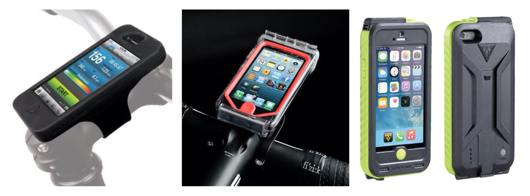sports shoes b23f0 69bac The Best Bike Smartphone Cases & Mounts for Cycling - CyclingAbout.com