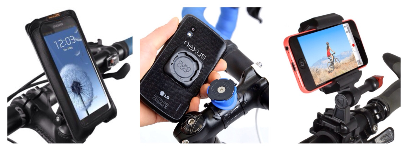 sports shoes aeaad b9e7d The Best Bike Smartphone Cases & Mounts for Cycling - CyclingAbout.com