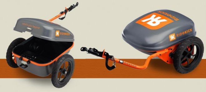 Ridekick Electric Bike Trailer