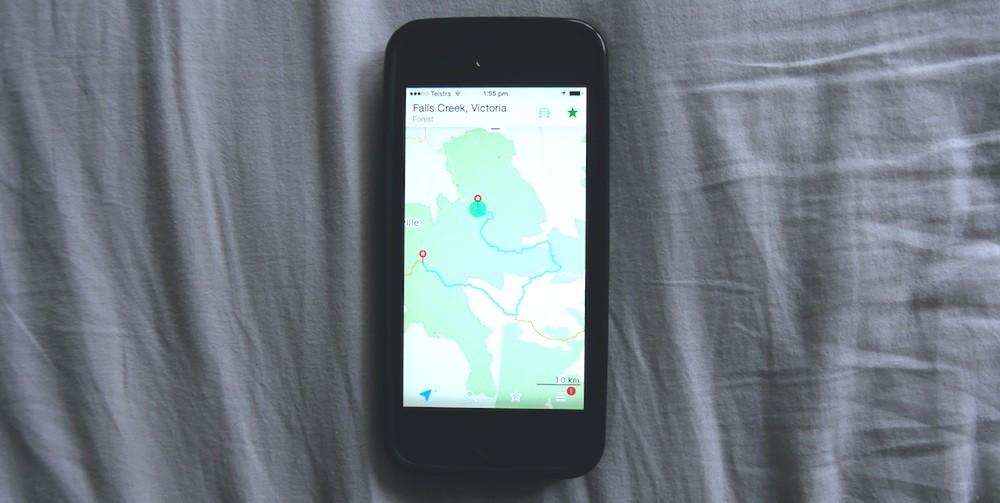 Maps.me KML import
