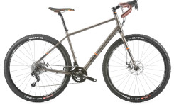 The New 2016 Bombtrack Beyond Touring Bike