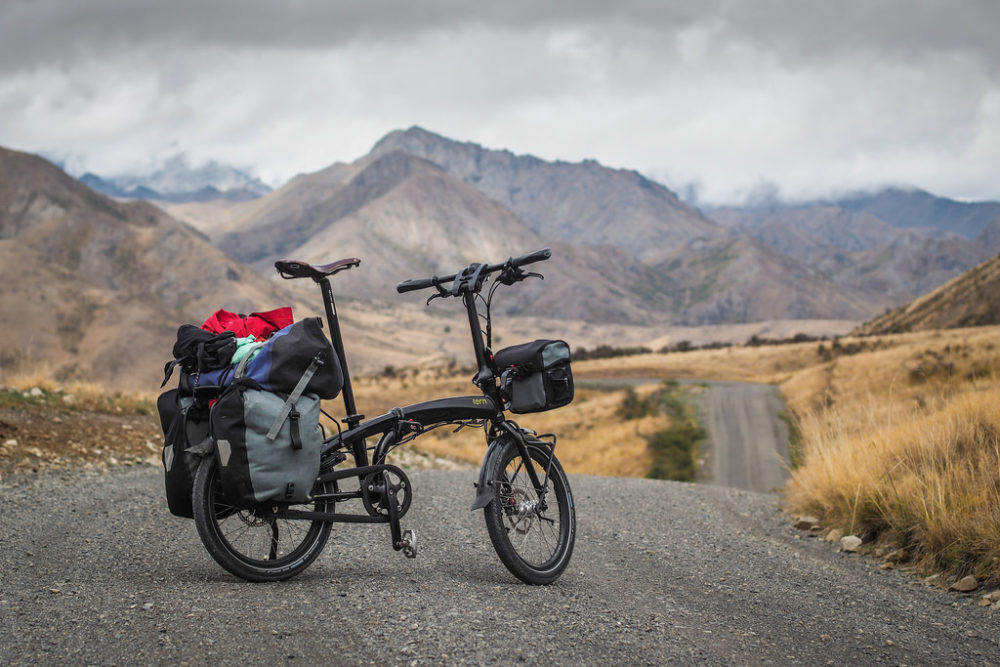 Best Folding Bike For Long Distance Touring