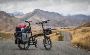 Carrying Luggage on a Folding Bike (Brompton, Tern, Dahon)