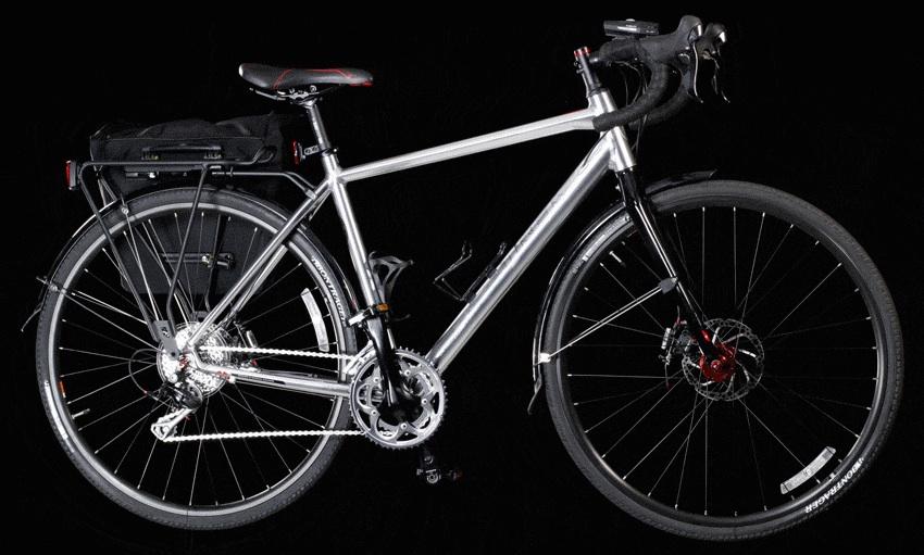 Cyclocross-Touring-Bike O que é Cyclocross (e porque uma bike dessas talvez seja ideal para você)