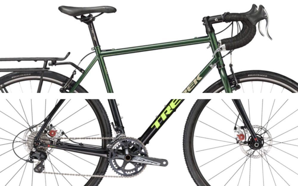 Cyclocross vs Touring