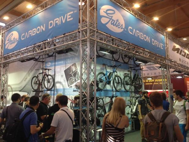 Gates Carbon Drive Eurobike 2015 01