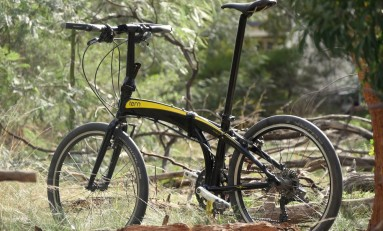 Review: Tern Eclipse P18 Folding Bike (2/2)