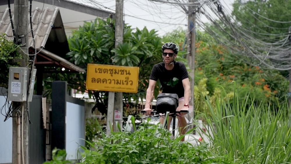 Tern Folding Bike Ride