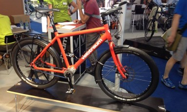 Eurobike 2015: Bicycle Touring & Travel Gallery