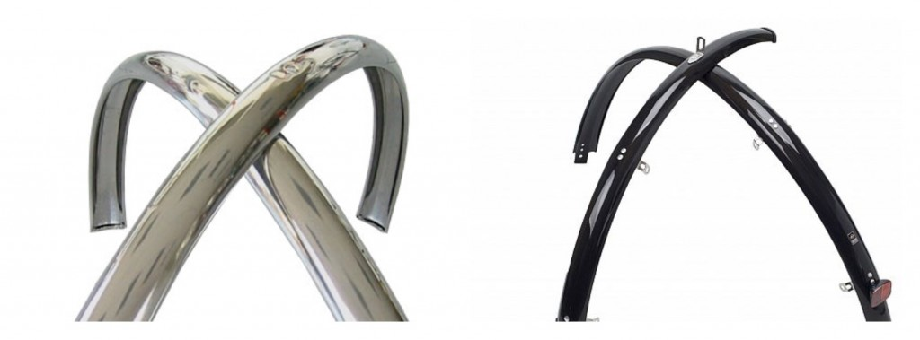 Metal vs Plastic Fenders