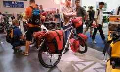 Ortlieb Releases New BackRoller Pro XL Panniers With 70L Space