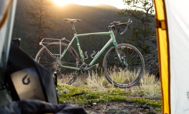 The New 2016 Niner RLT9 Light Touring Bike