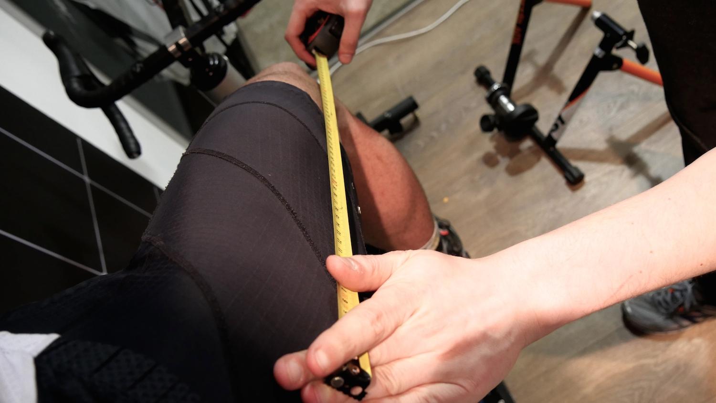 Leg Measurement Precision Fit