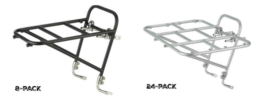 Surly Porteur Racks